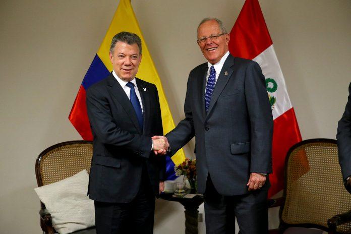Peru Columbia Trump