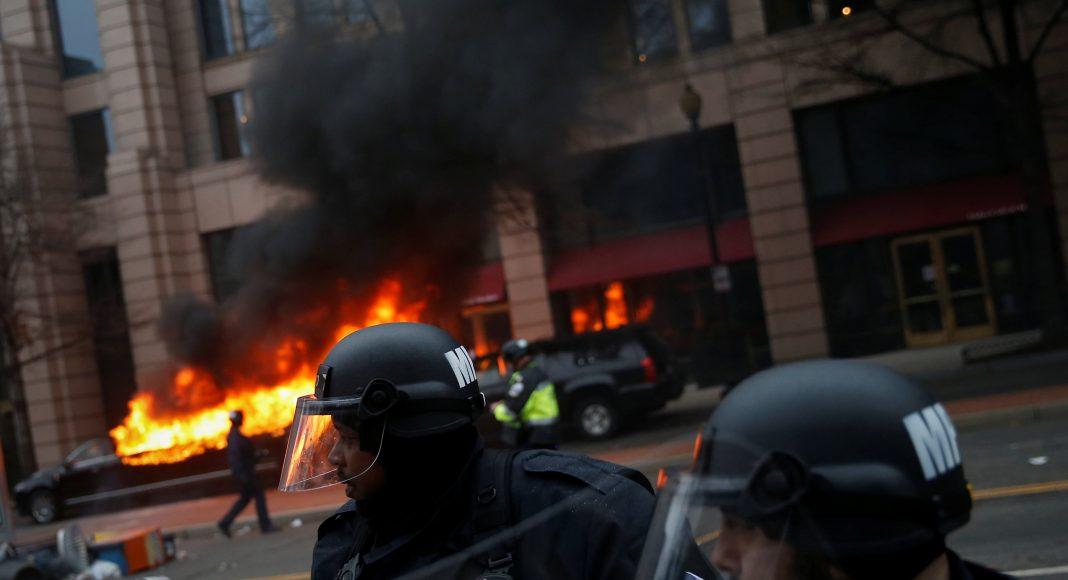 Violent Protests - YC