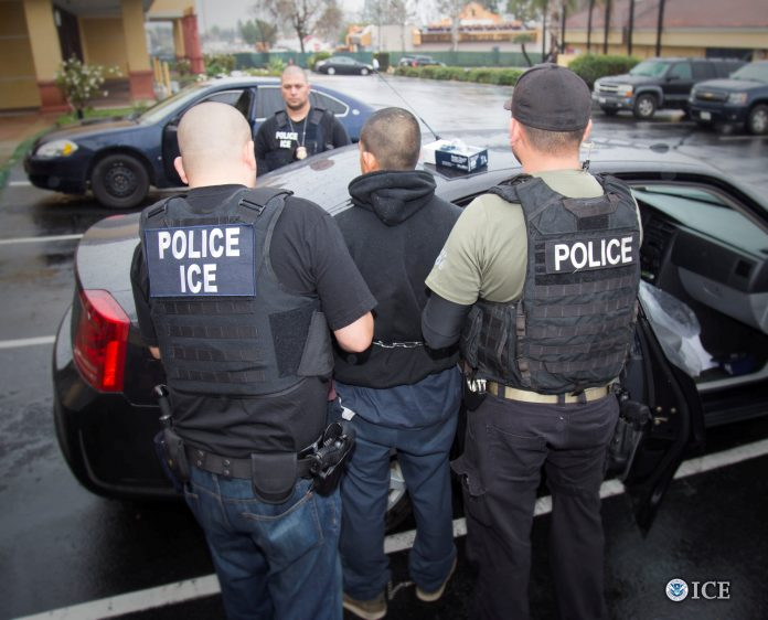 Undocumented Immigration Sweeps