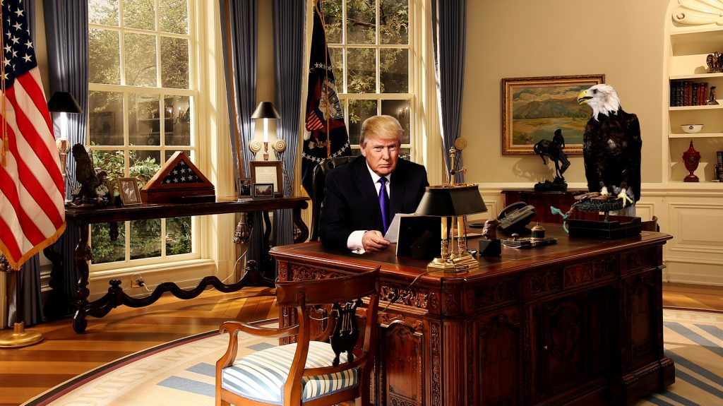 President Donald Trump's two week rundown