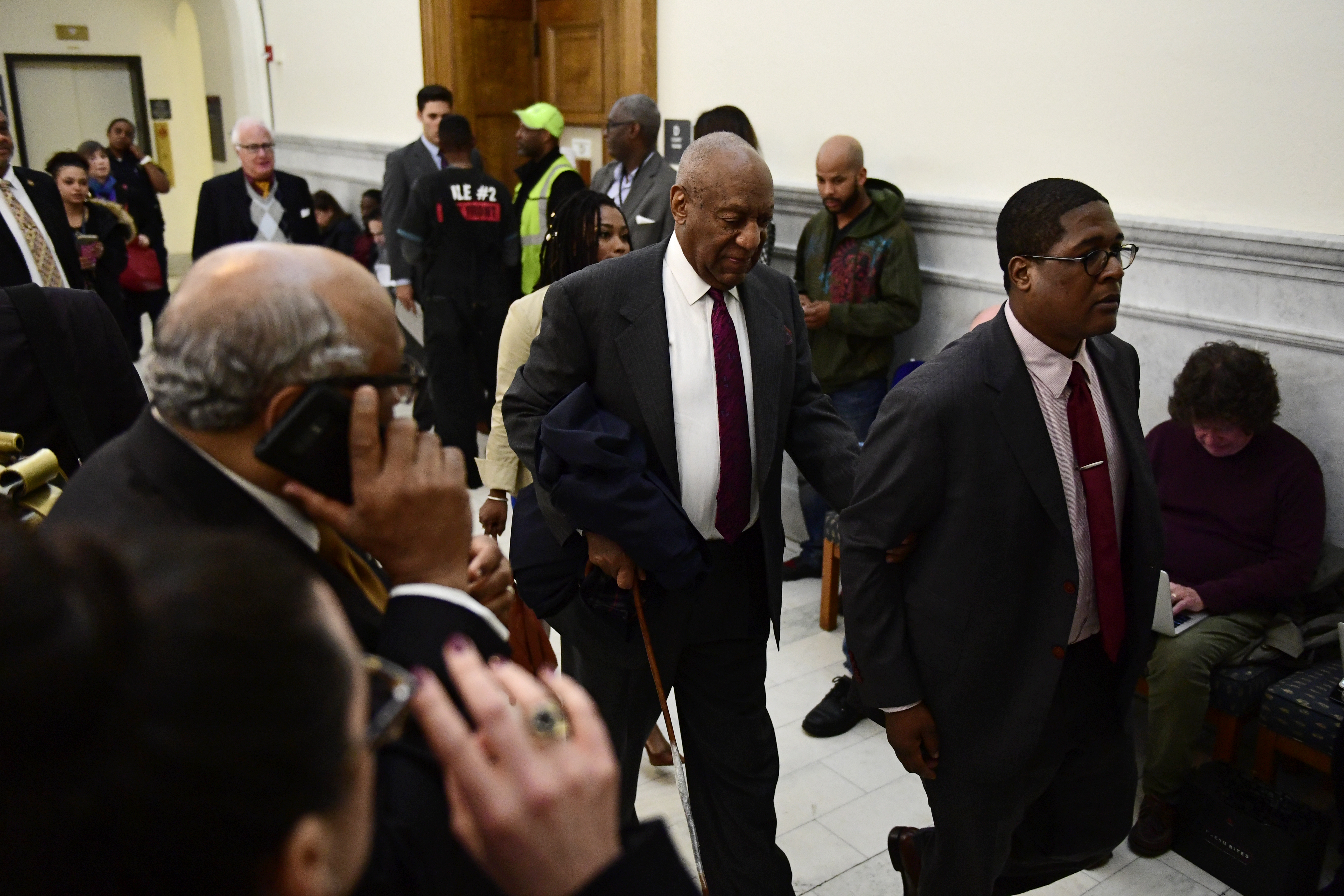Bill Cosby trial deliberations kicked off Wednesday morning in Montgomery County.