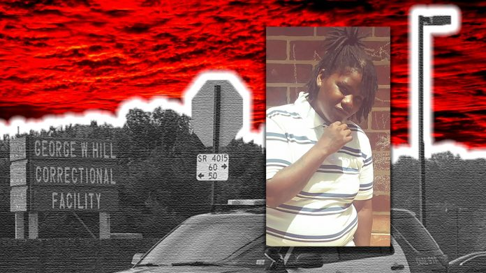 Fatima Musa, 27, has died following an incident on Christmas at George Hill. She was there for a summary offense.
