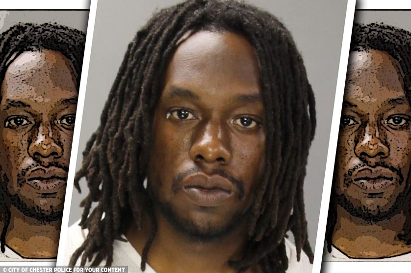 Matthew Hightower of Delaware County wanted for murder, currently at large
