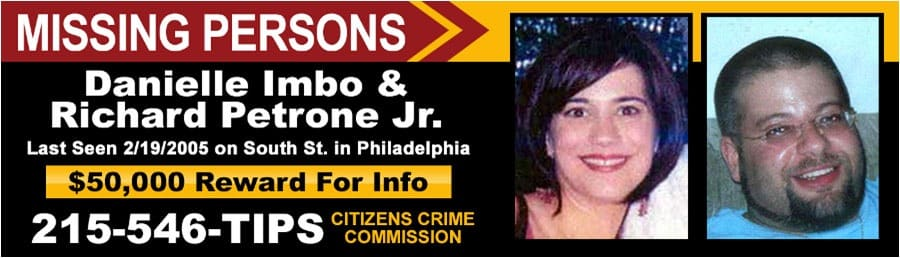 15 years later, FBI still seeks information on the disappearance of a Philly couple
