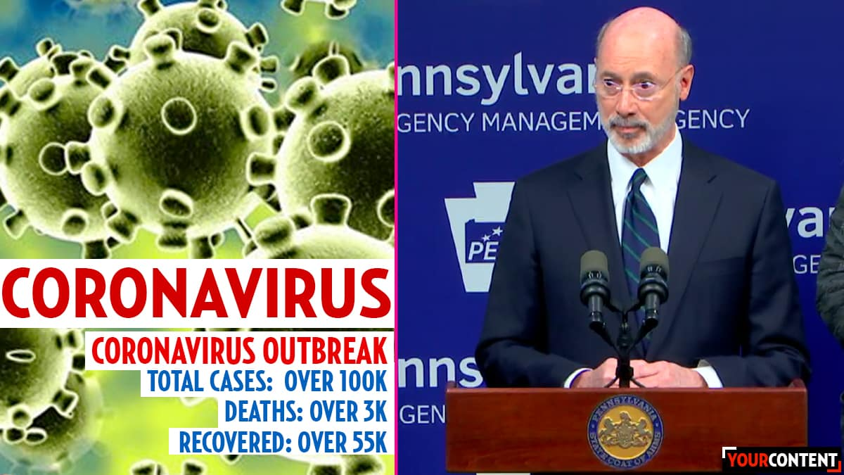 Coronavirus hits Delaware County, at least one person presumed positive: Gov. Wolf