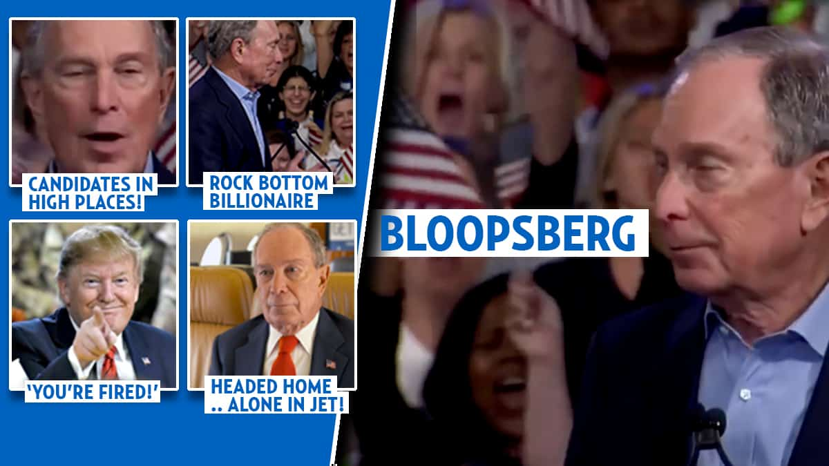 Bloomberg claims he'd take the 'state of Pittsburgh' back from Trump if he nominated » Your Content