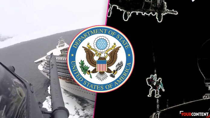 🦠 State Department urging American citizens NOT to travel by cruise ship: coronavirus » Your Content