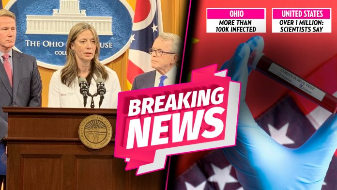 Ohio Dept. of Health: More than 100K Ohioans have coronavirus: 1M Nationwide » Your Content