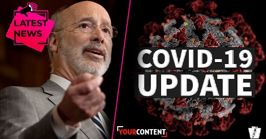 Pa. Gov. Wolf confirms 8 new cases of coronavirus, 41 patients infected statewide » Your Content