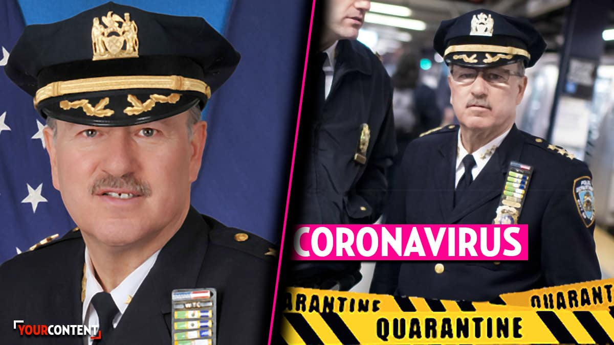 New York Transit Chief Ed Delatorre tests POSITIVE for coronavirus » Your Content