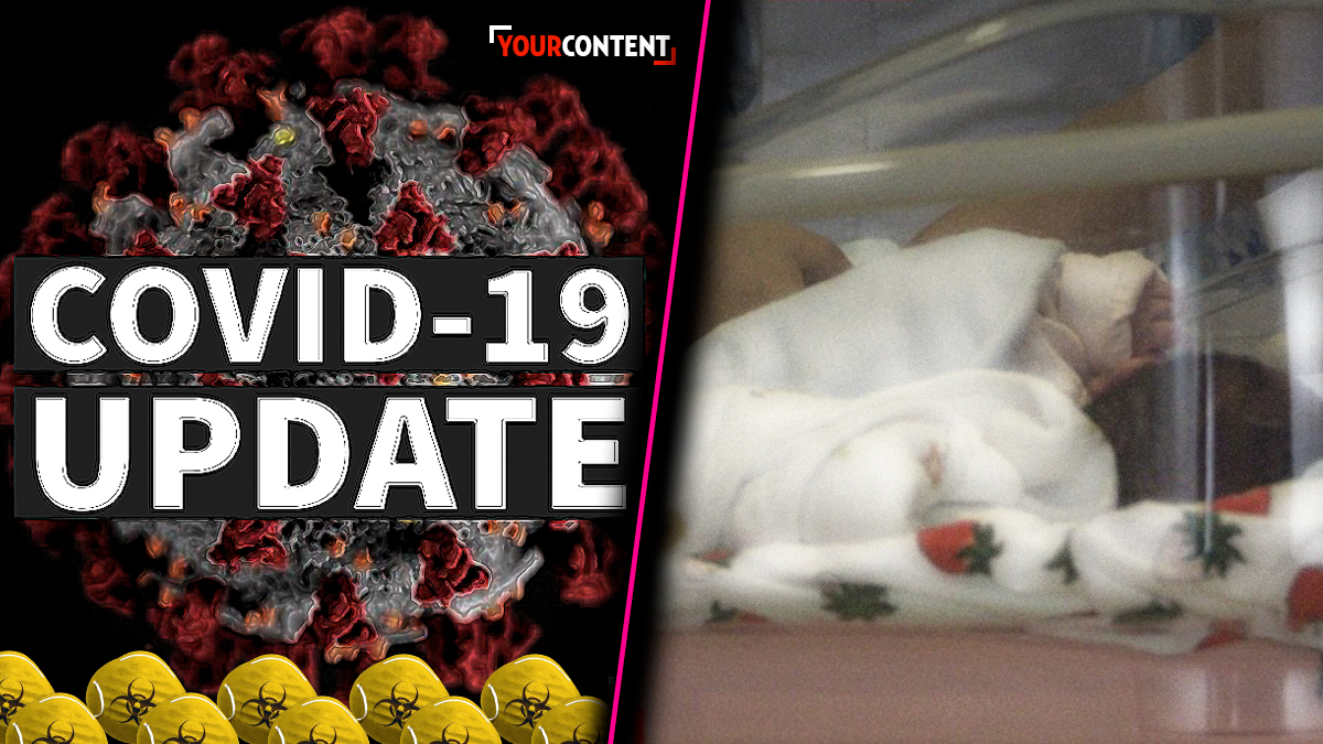 COVID-19: World's youngest coronavirus death reported to be a toddler, age 3 » Your Content