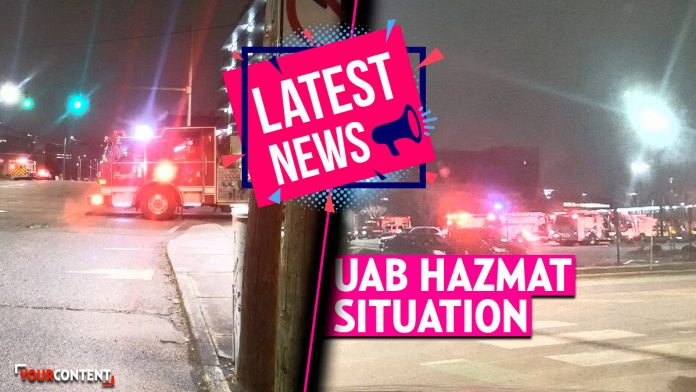 Hazmat crews swarming Birmingham town; students told to shelter in place » Your Content
