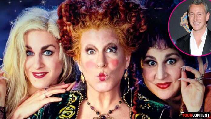 Hocus Pocus 2 will be released in theaters, director reveals » Your Content