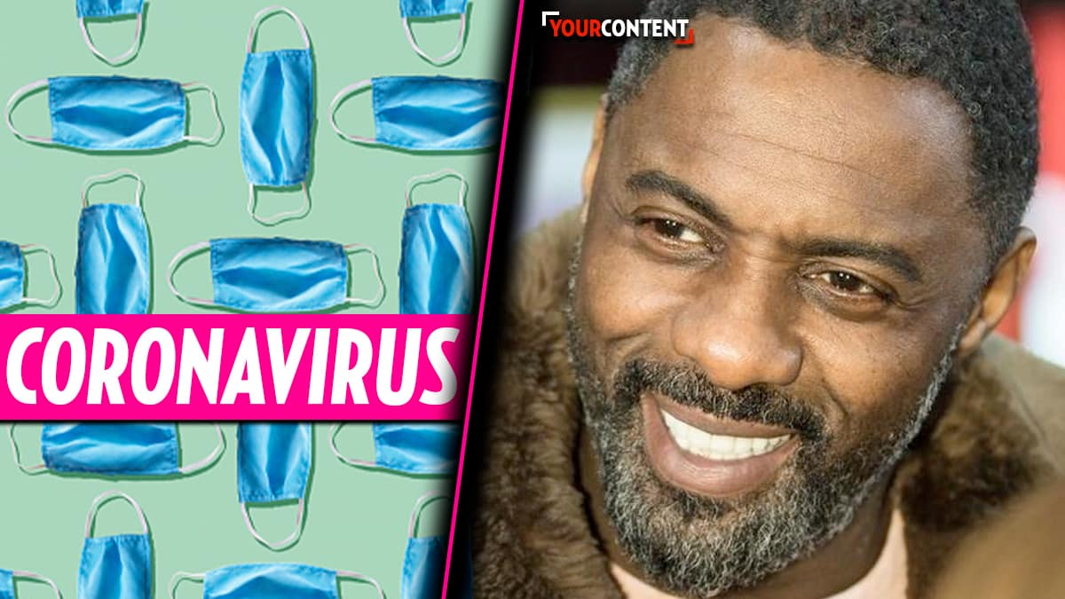 Idris Elba has confirmed he has tested positive for coronavirus » Your Content
