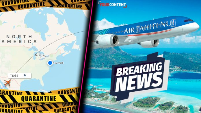 Jetliner risks running out of gas midair due to coronavirus, heading to Paris » Your Content