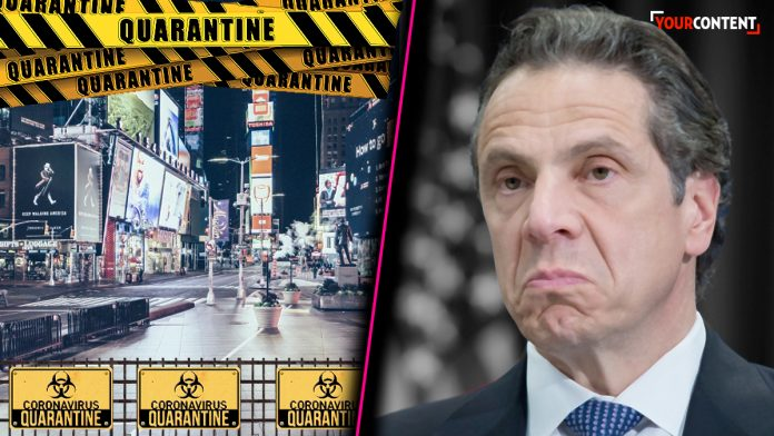 Millions of New Yorkers are BEGGING Gov. Cuomo to shut NYC down over coronavirus » Your Content