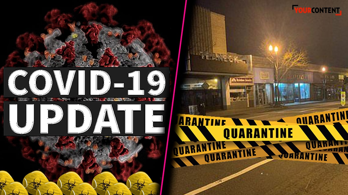 New Jersey announces daily curfew in effort to combat coronavirus spread » Your Content