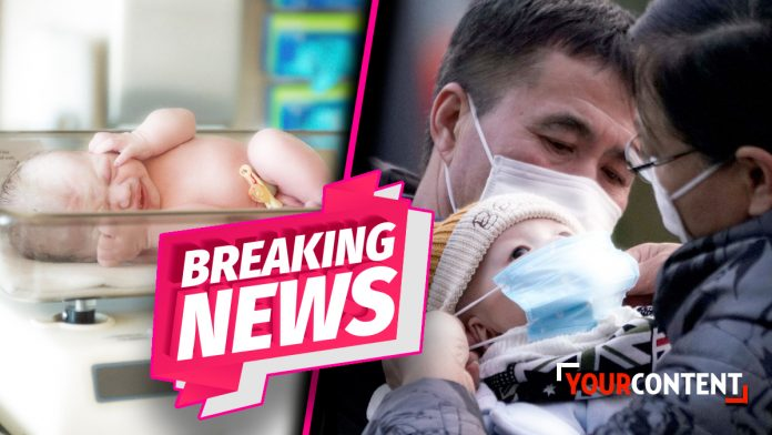 Newborn baby tests positive for coronavirus, marking the world's youngest victim » Your Content