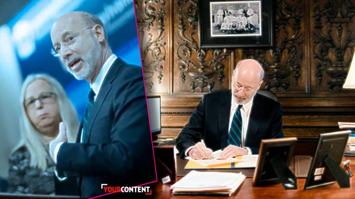 Pa. Gov. Wolf reveals plan to ensure all residents covered for creeping coronavirus » Your Content