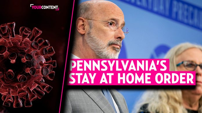 Pennsylvania issues 'Stay at Home' orders to 7 counties to slow the spread of coronavirus » Your Content