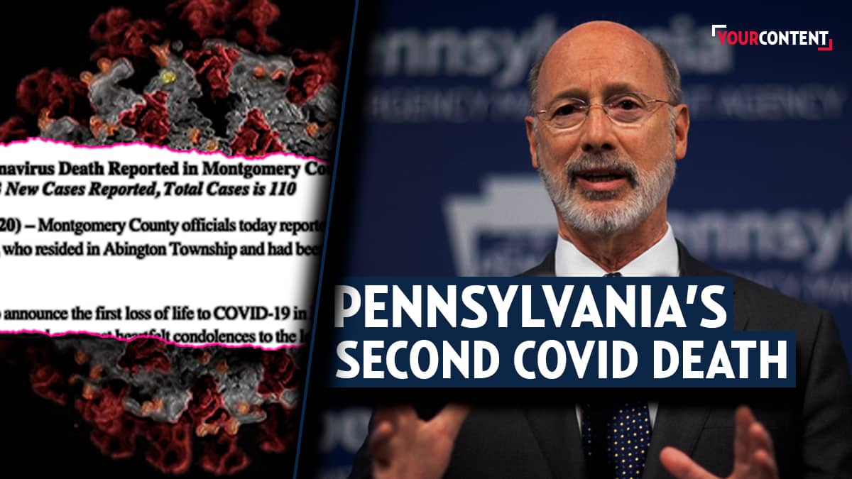 Second Pa. coronavirus-related death reported in Montgomery County