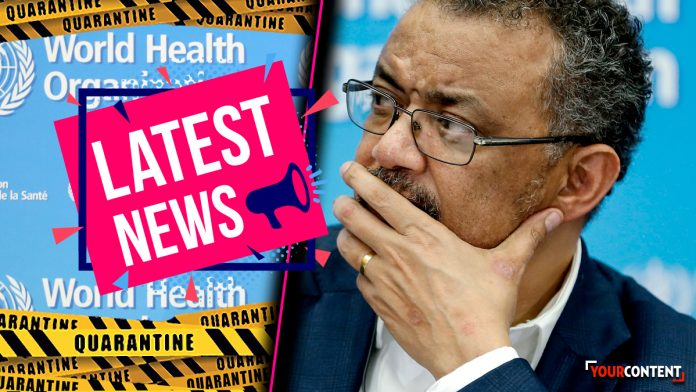 World Health Organization says 10k new people are contracting disease daily » Your Content