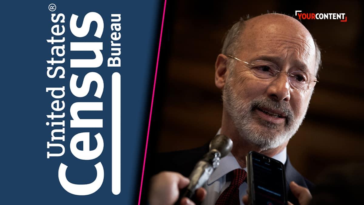 Pa. Gov. Wolf to United States Census Bureau: Extend 2020 Census Deadline! » Your Content