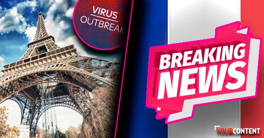 🦠 France shuts down after coronavirus death toll rises from 12 to 91 dead » Your Content