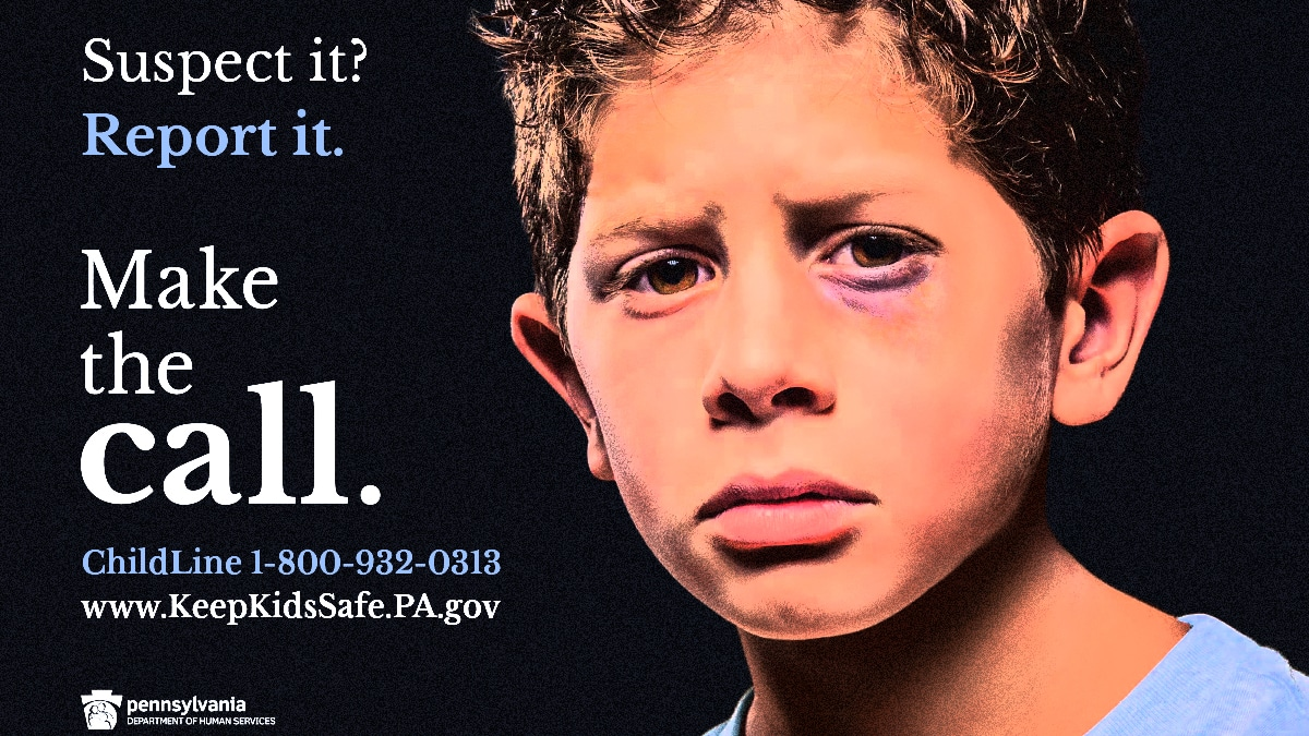 Pa. Officials Urge Residents to Report Child Abuse Amidst COVID-19 Crisis » Your Content