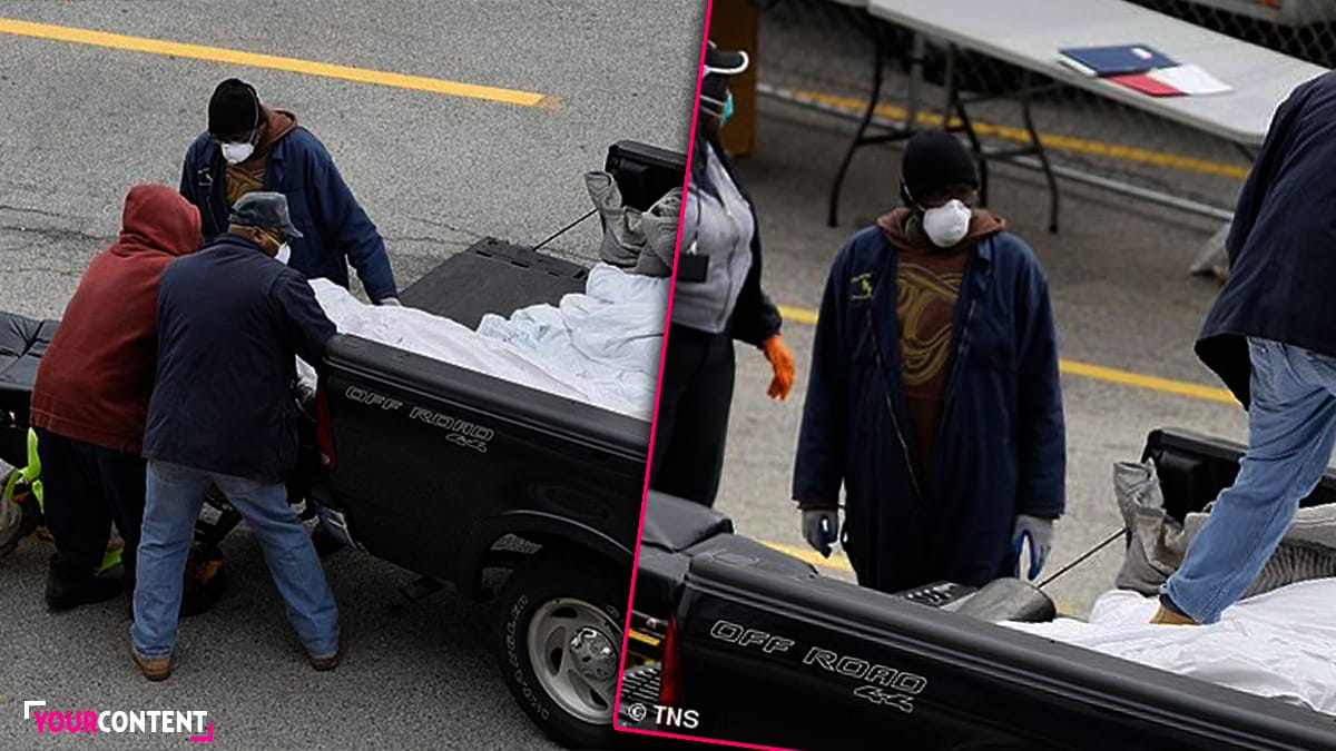 Philly Men Transport SIX Dead Coronavirus Patients to Medical Examiner via Pickup Truck » Your Content