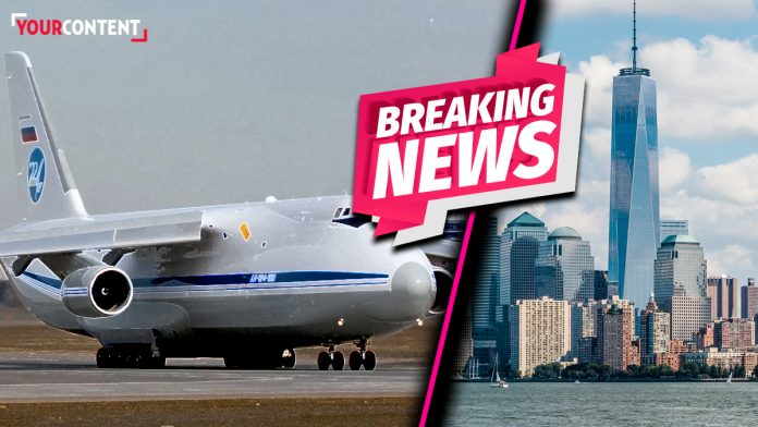 Russian Military Cargo Plane Seen Over NY, Carrying Coronavirus Medical Supplies to JFK » Your Content