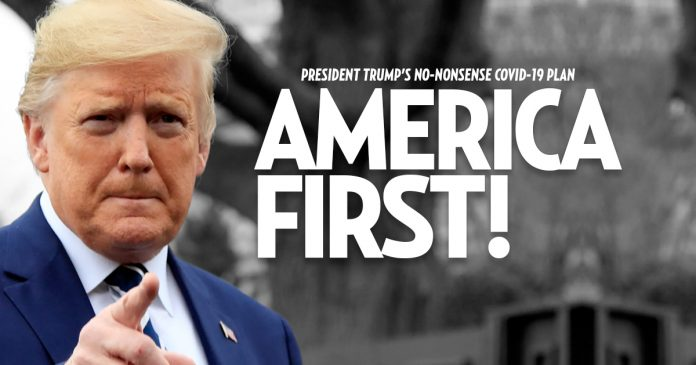 President Trump scores major deal amid global pandemic, continues putting America first » Your Content