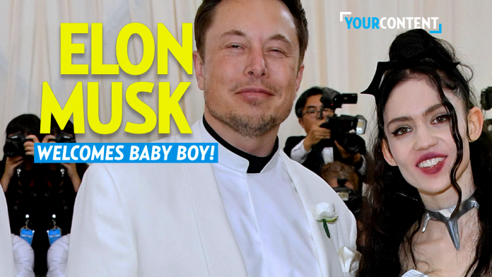 Elon Musk and Girlfriend Grimes Welcome First Child 4 Days After His $16B Social Media Rant