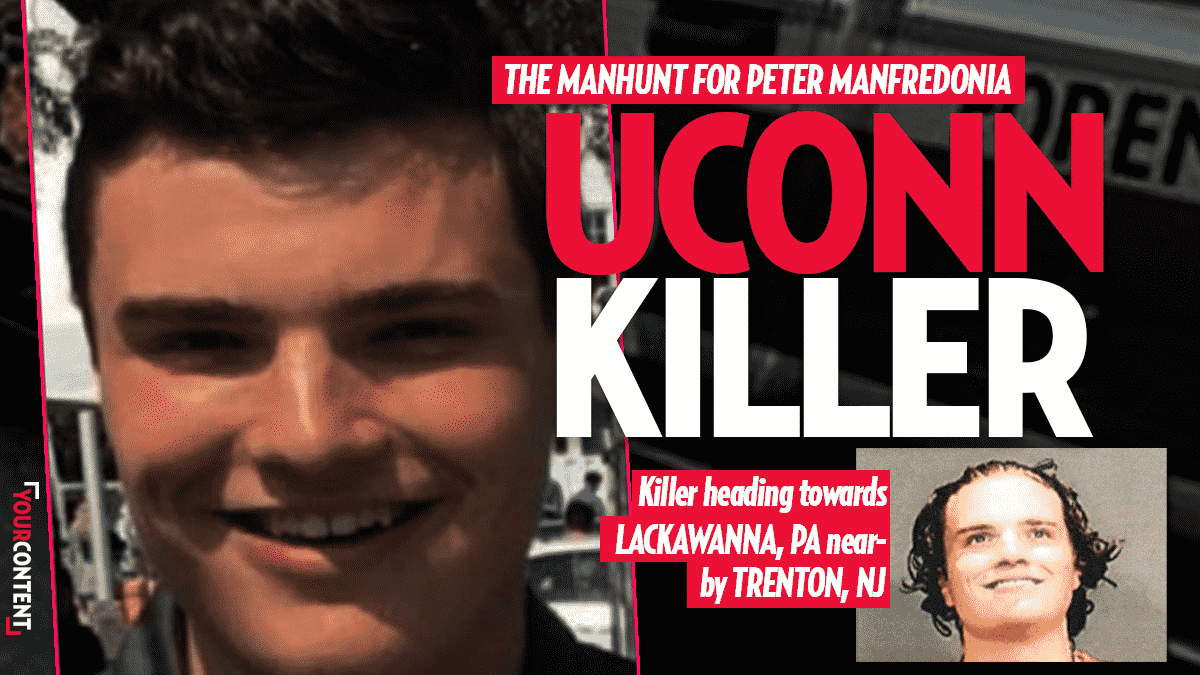 Connecticut Killer Peter Manfredonia 'Possibly' Driving to Lackawanna, Pa., Police Say 'Be Alert'