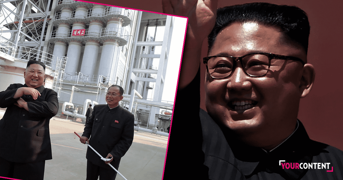 First Photos of Kim Jong-un Reveal He's Recovered from Rumored Surgery Crisis