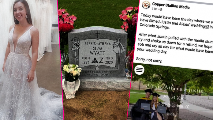 Photog Slams Groom of Dead Bride- 'I Hope You Cry All Day for What Would've Been Your Wedding'