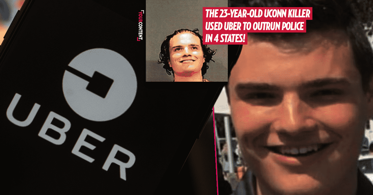 UCONN Killer Peter Manfredonia Takes SECOND Uber from Pennsylvania journeying to Maryland