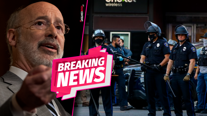 Gov. Wolf Adds Erie, Delaware and Montgomery Counties to Emergency Declaration During Riots