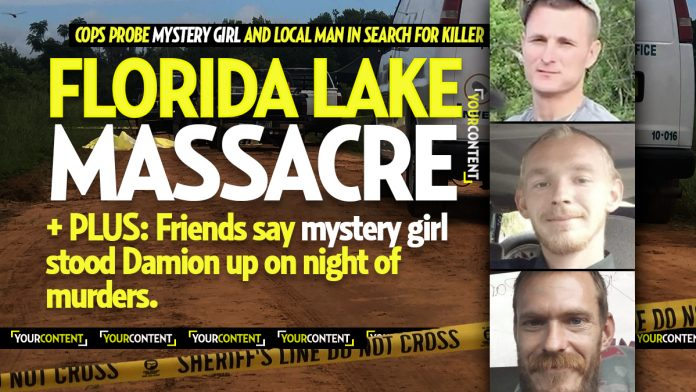 Arrest Imminent: Cops Believe They'll Solve Florida Lake Massacre In Less Than 7 Days