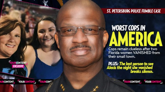 'Clueless' Florida Cops FUMBLE Investigation After Mom and Daughter Vanish from St. Petersburg