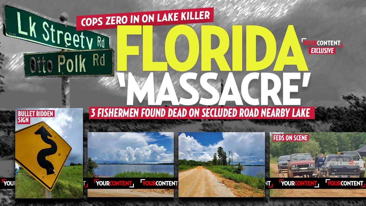 FBI Join Search in Florida for Potential 'Serial Killer' Behind 'Massacre' of 3 Fishermen Found Dead