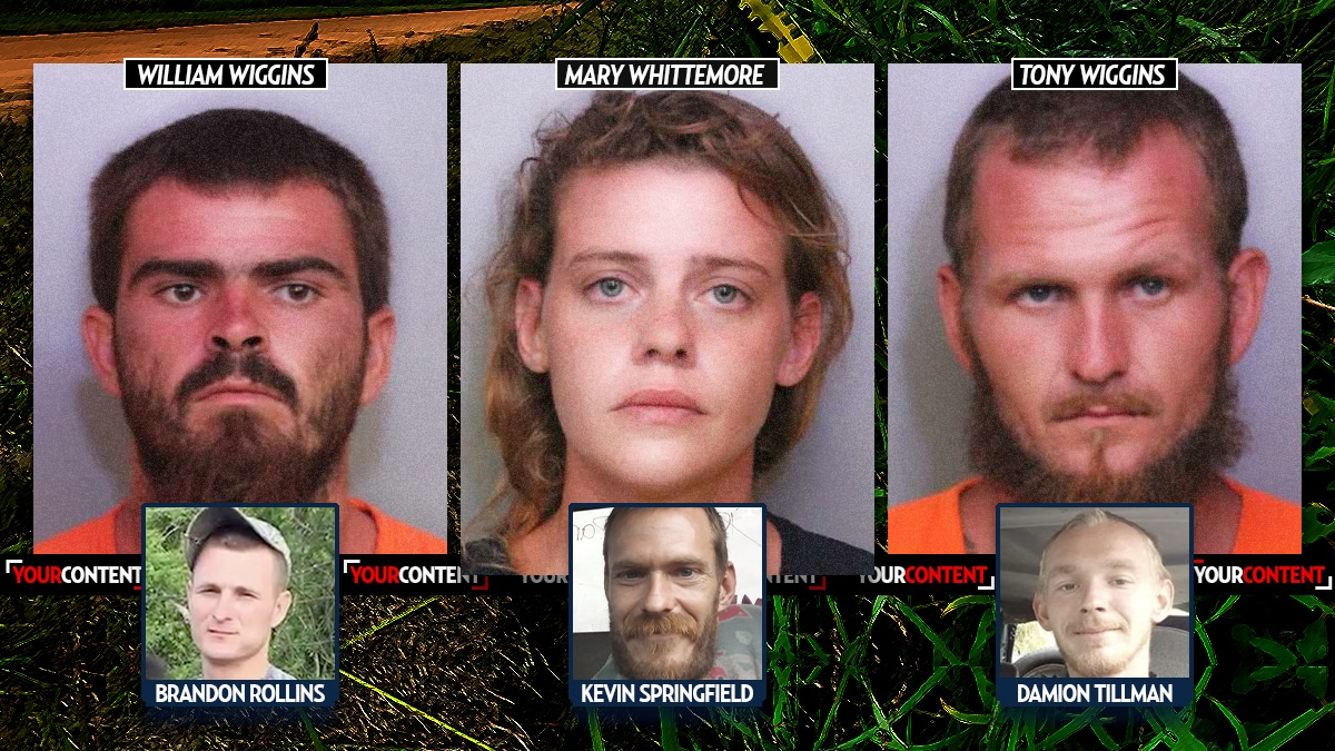 Police Capture 3 KILLERS in Florida Lake Massacre, 1 Suspect Had 230 Felonies