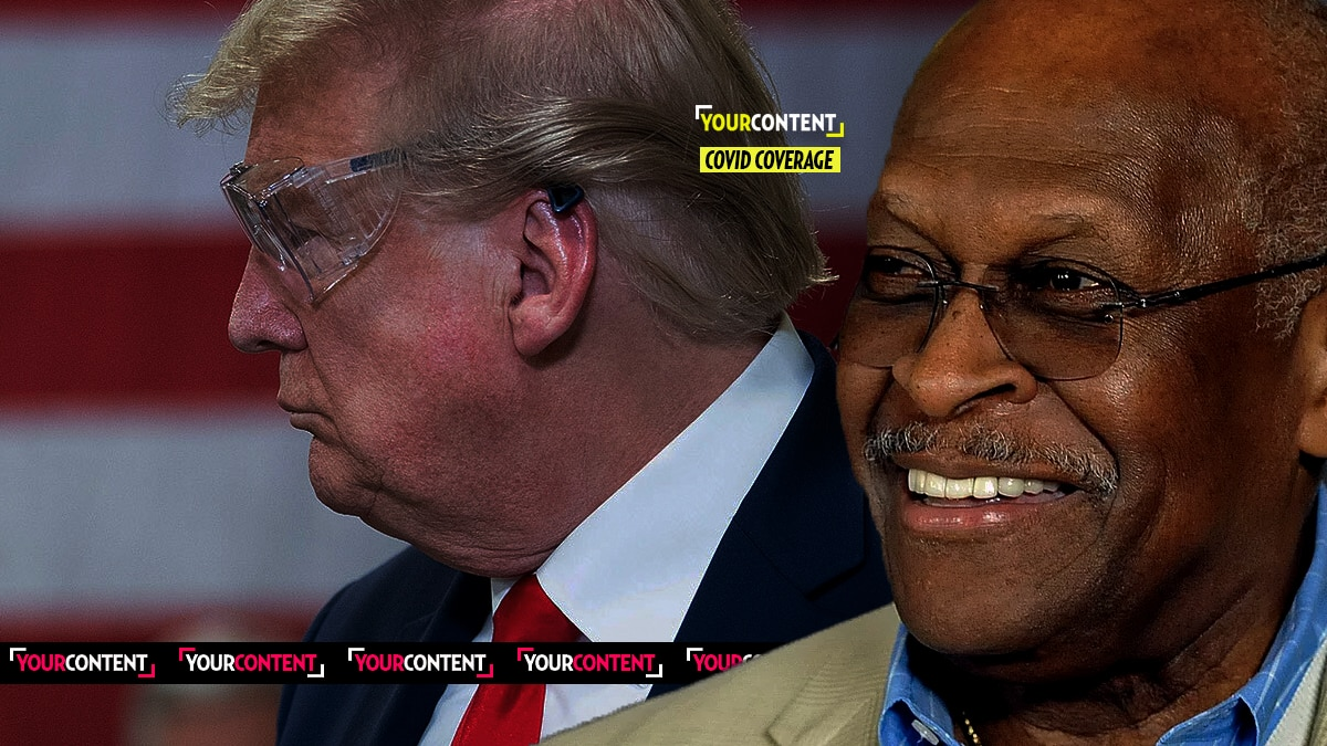President Trump Speaks Out About Friend Herman Cain: 'He Passed Away from the China Virus'