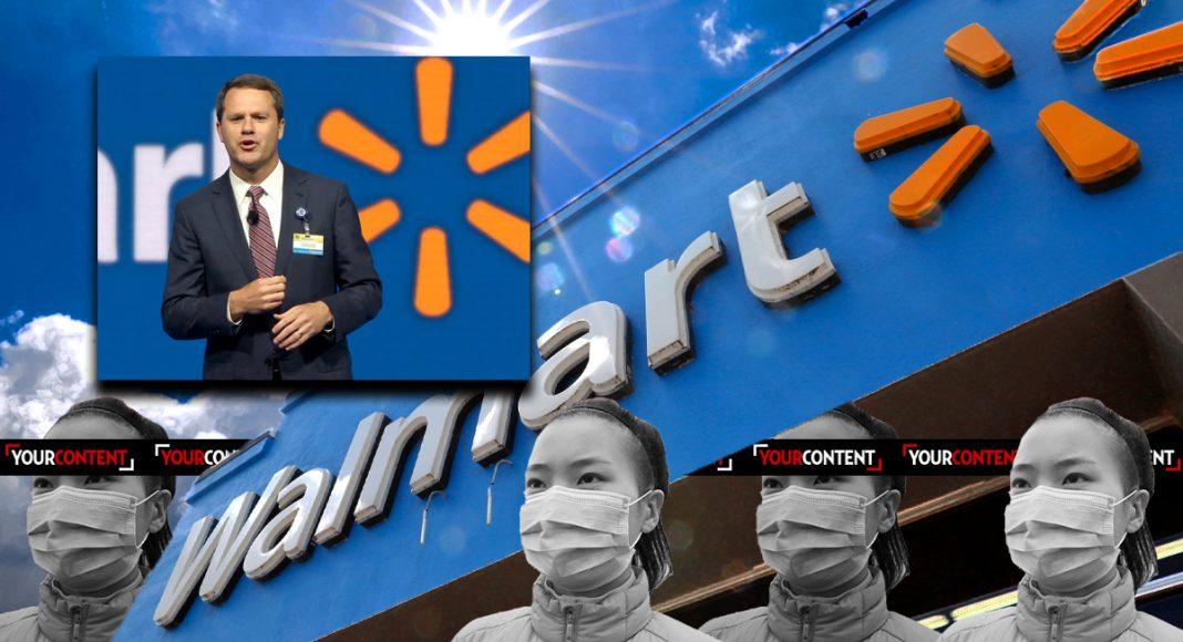 Walmart Distribution Center Staffer Told to Return to Work Despite Testing POSITIVE for COVID-19