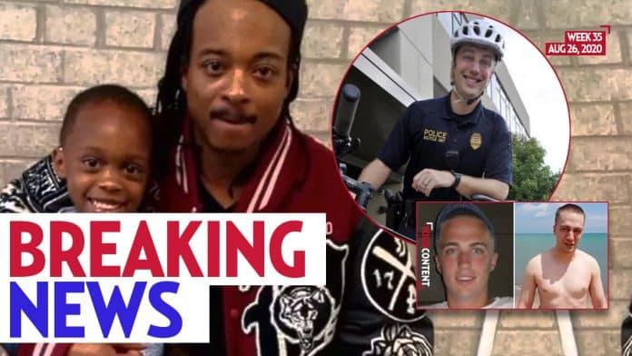 Kenosha Police Officer Rusten Sheskey Named as Cop Who Shot Jacob Blake