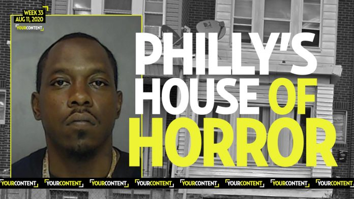 Philadelphia House of Horrors: Three Minors Age 13 and Older Held Captive in TRAP HOUSES