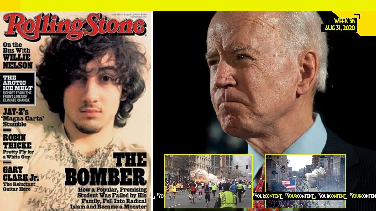 President Trump Reveals 'Biden Wants Boston Bomber to Have A Vote' in 2020 Presidential Bid