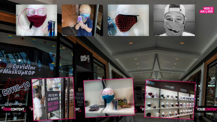 First COVID-19 Specialty Store OPENS at King of Prussia Mall in Suburban Philly