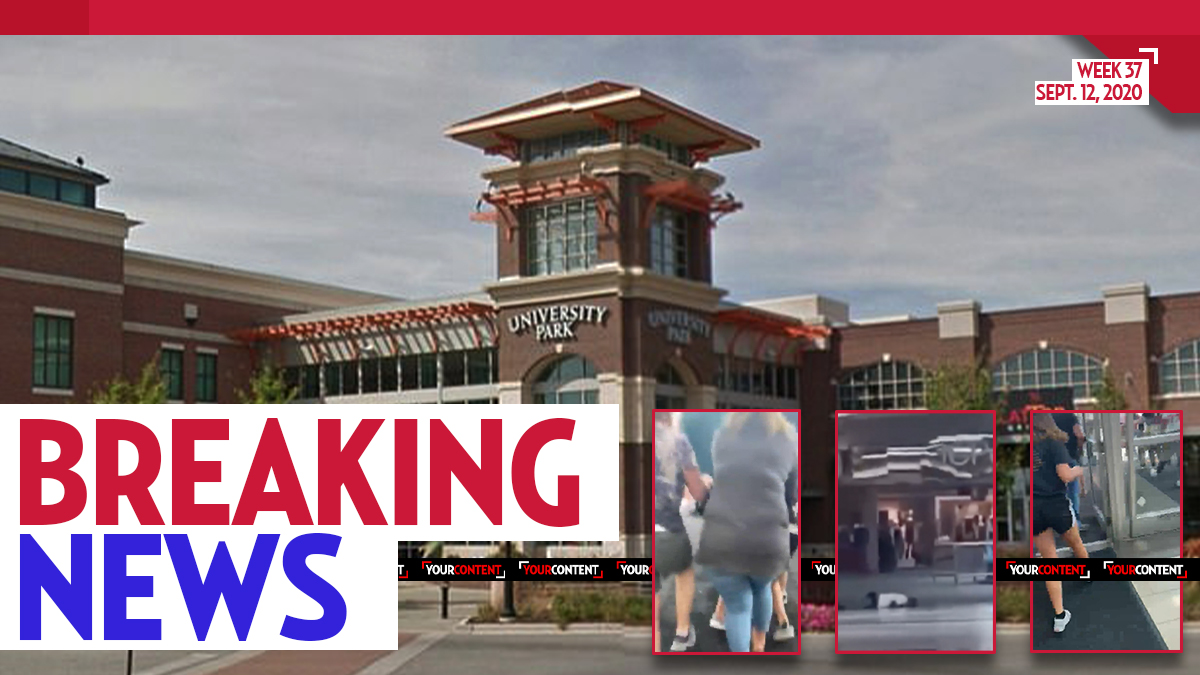 Black Man with CLOWN MASK Kills Black Man for 'Dissing Him' at Indiana Mall: Shooter At-Large: Source