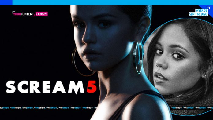 Jenna Ortega and Selena Gomez Cast for Scream 5, Filming 'Has Been Underway and Halfway Done'